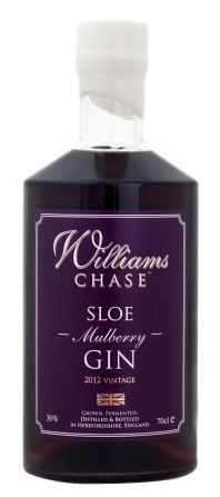 Williams Chase Sloe Mulberry Gin