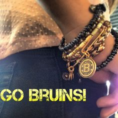 If I could get a Hawks bracelet like this, I think my life would be made.