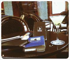 0409: OrS09 10/12. Vienna, Austria, km 193'084, Loos Bar, 14 April 2012, 18:02 (local time): Hemingway Daiquiri