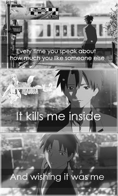 Pretty Much Explains My Life Right Now Movie 5 Centimeters Per Second Sad Anime  C2 B7 Sad Anime Quotes  C2 B7 Quotes