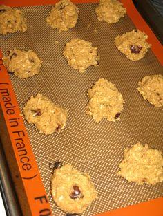 Pumpkin Banana Spice Cookies