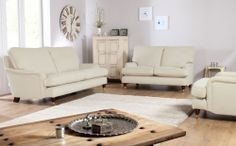 The Cumbrian Fabric Sofa Range in Cream at Furniture Choice http://www.furniturechoice.co.uk/Living-Room-Furniture/Sofa-Suites/Cumbrian-Fabric-Sofa-Range-(Cream)_FS10000613.htm Made in the United Kingdom