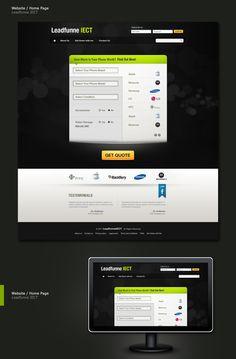 #leadfunne-IECT  #WebsiteDesigns