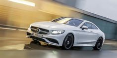 Meet the newest AMG: 2015 Mercedes S63 AMG Coupe
