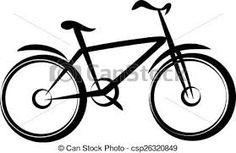 Resultado de imagem para desenho bicicleta                                                                                                                                                                                 Mais