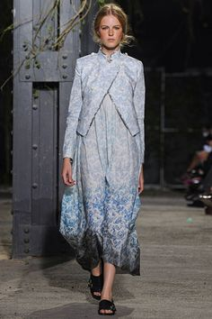 Band of Outsiders »  Spring 2012 RTW »