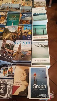 Lust auf Grado? Schlag´ nach bei Michael Dangl! | Wiederunterwegs.com Cover, Books, Grade 2, Ghost Ship, Longing For You, Actors, Livros, Book, Slipcovers