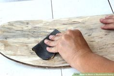 How to Make a Skateboard Swing (with Pictures) - wikiHow