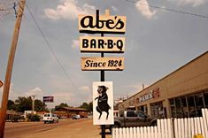 Abe's Bar-B-Q   © Southern Foodways Alliance/Flickr