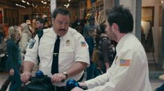 PAUL BLART: MALL COP....Movie cracks me up every time