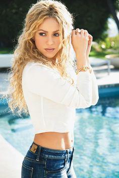 Shakira... For listening her songs  visit our Music Station http://music.stationdigital.com/  #shakira