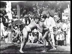 ▶ Thomas Edison´s Hawaii Old and Rare Footage 1906 Part 1 - YouTube
