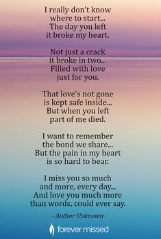 A memorial website is a perfect way to celebrate the life of a family member or a friend who has passed away. Create an Online Memorial, share memories, photos, and videos of your loved one away 🕯 Grief Poem Baby Love Quotes, I Miss You Quotes, Son Quotes, Life Quotes, Missing My Sister Quotes, Loss Of A Loved One Quotes, Missing My Husband, Brother Poems From Sister, Missing Someone Who Passed Away