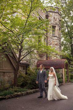 Fairyland wedding Lookout Mt Chattanooga tn