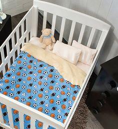 Cobertor Baby Siberia Pelotas