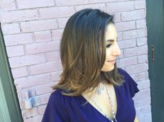 Balayage by Katie, Haircut by Travis for the House of J. Henry