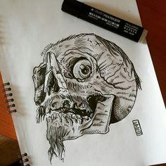 #Skull #wallpaper