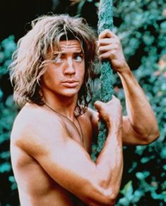 Basically, Brendan Fraser was THE HUNK OF THE '90s and we've been wasting the last 15 years NOT TALKING ABOUT IT. | George Of The Jungle Was The Ultimate Hunk Of The '90s