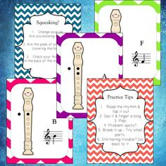 The BIG recorder bundle - method book, fingering charts, flash cards and more. Perfect to go with that well known recorder curriculum. Education For All, Music Education, Teacher Boards, My Teacher, Teaching Music, Learning Piano, Teaching Resources, Teaching Ideas, The Power Of Music
