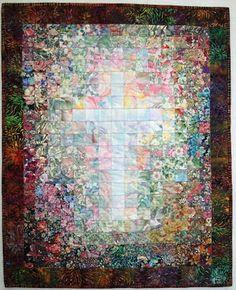 Exuberant Color: Colorwash quilts