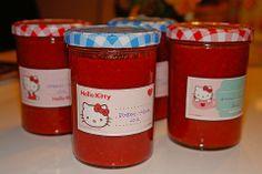 Erdbeermarmelade mit Kokosmilch (Rezept mit Bild) | Chefkoch.de