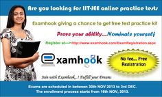 EXAMHOOK TALENT RECOGNITION PROGRAM-2014  http://www.examhook.com/  http://www.examhook.com/ExamRegistration.aspx