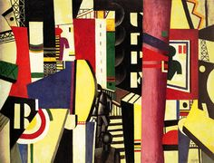The city : Fernand Leger : Cubism : cityscape - Oil Painting Reproductions Francis Picabia, Art Ancien, Philadelphia Museum Of Art, Philadelphia Pa, Norman Rockwell, Arte Pop, Art Prints For Sale, Oeuvre D'art, Art History
