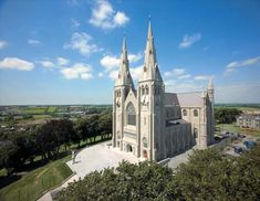 St. Patrick's Cathedral, Armagh (Ireland)