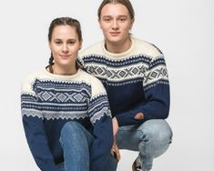 Bilderesultat for mariusgenser herre Fair Isle Pattern, Fair Isle Knitting, Diy And Crafts, Pullover, Sewing, Boys, Sweaters, Inspiration, Outfits