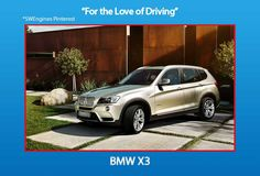 Engine and Transmission World  - The BMW X3 is a crossover SUV, branded as an SAV (Sports Activity Vehicle) by BMW and is a super substitute for drivers who want more utility from their luxury compact automobiles. Currently in the 2nd generation, the X3 comes in two models.