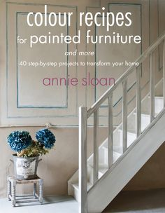 <p>Featuring 40 inspiring step-by-step projectsdemonstrates the easy way to upcycle furniture and transform your home. You'll learn how to work with colour and undertake projects in lots of different styles, including French, Boho Chic, Swedish, Country and Modern Contemporary.