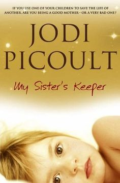 My Sister's Keeper by Jodi Picoult #Book #BookReview #IndianMomsConnect
