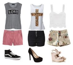 """Sin título #186"" by lunapink on Polyvore"