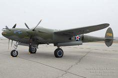 glacier girl - Lockheed P-38 Lightning 41-7630
