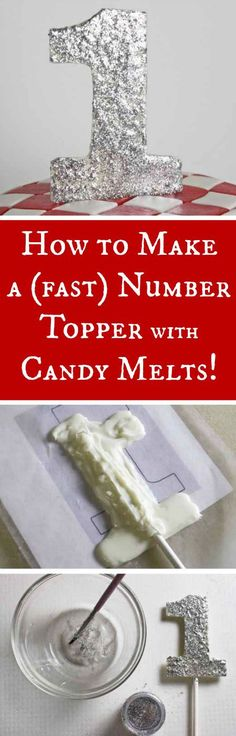 I have a really fun new tutorial for you that comes in SO handy when you need a last minute or really fast number topper. I've only used this technique a handful of times, but when I need it, it doesn't fail me! Today I'm sharingHow to Make a Number Cake Topper from Candy Melts…Continue Reading ▶️