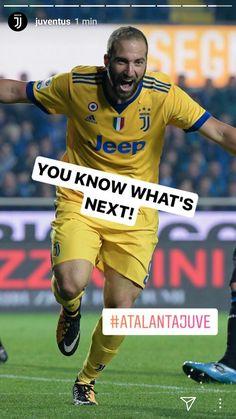 Atalanta - Juventus 0-2 goal di  Higuain