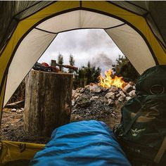We never tire of tent shots. Great one here taken in Flagstaff, Arizona by Adventure.com fan and photographer Moe Lauchert.
