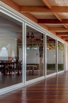 Dream Home Design, Modern House Design, My Dream Home, Home Interior Design, Pool House Designs, Backyard Patio Designs, Home Building Design, Building A House, House Extension Design
