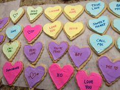 Macaroni Recipes: Valentine's Day Sweetheart Cookies   Macaroni Kid