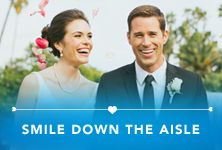 Smile Down The Aisle