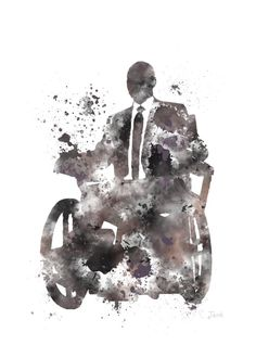 Hey, I found this really awesome Etsy listing at https://www.etsy.com/ru/listing/203357492/professor-xavier-x-men-art-print-10-x-8
