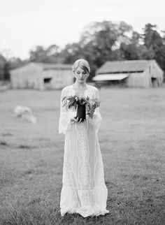 Farm Inspiration By Ashleigh Jayne & Angela Marie Events via Magnolia Rouge