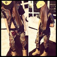 Teyana Taylor fashion ♔Life, likes and style of Creole-Belle ♥