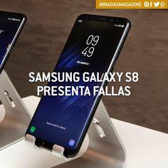 Tecnología>> El pasado miércoles la compañía Samsung presentó su nuevo teléfono inteligente Galaxy S8 que incorpora un asistente virtual es resistente al agua y no tiene botones en la parte frontal pero eso no es todo luego del fracaso generado con el Galaxy Note 7 este nuevo también trae consigo una falla.  Samsung confiaba en su nuevo teléfono inteligente para recuperar su posición como número uno del mundo lugar que le arrebató Apple en el cuarto trimestre de 2016 tras el escándalo.  El…