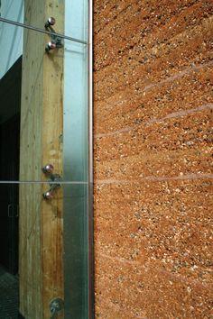 interiors / haus rauch | loam clay earth, martin rauch, vorarlberg, Innenarchitektur ideen