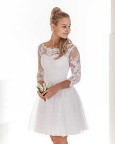 White Confirmation Dresses