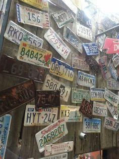 Bar Harbor, Maine alley