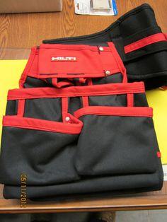 hilti tool belt - Google Search
