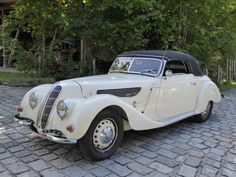 1939 BMW 327 for sale - Hemmings Motor News Bmw Classic Cars, Classic Sports Cars, Bmw V8, Antique Cars For Sale, Bavarian Motor Works, Unique Cars, Bmw Cars, Sexy Cars, Car Insurance