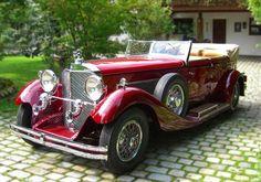 1931 Mercedes-Benz 770 K Grosser